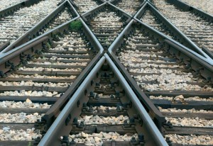rail train tracks